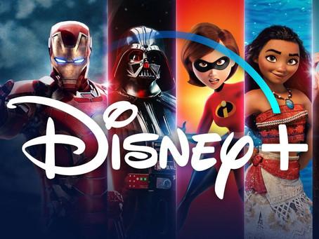 Novidades Disney+ - Abril 2021