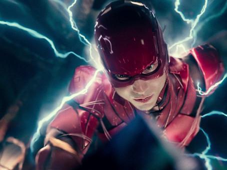 The Flash: O melhor ângulo até agora do Anel de Flash de Barry Allen