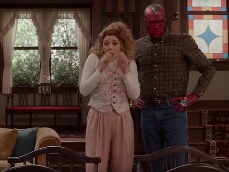 Capitão América confessou ainda não ter assistido a Marvel's WandaVision