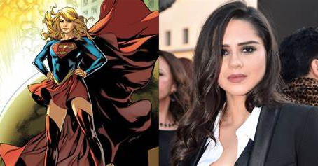 Sasha Calle interpretará Supergirl no filme The Flash