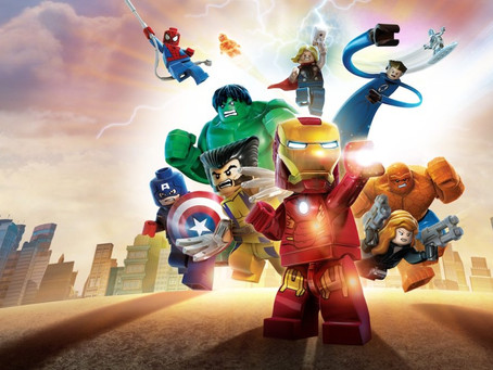LEGO Marvel Super Heroes poderá vir a estar disponível na Nintendo Switch