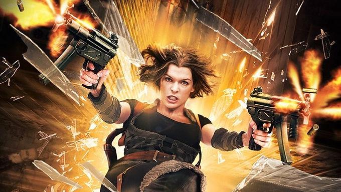 Filme de Resident Evil chega aos ecrãs ainda este ano