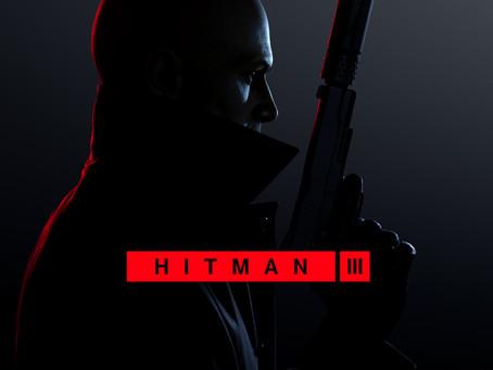 Hitman 3: Jogo chega este mês à Nintendo Switch, através da Cloud