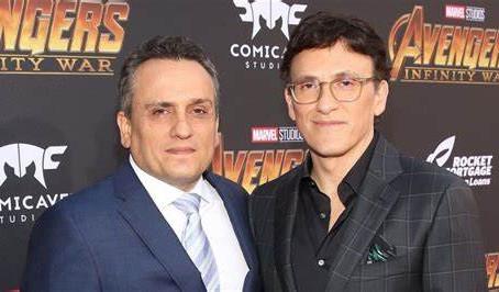 Irmãos Russo estão a trabalhar num novo filme de super-heróis