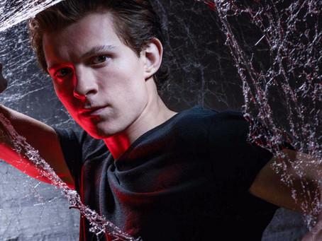 Tom Holland, o Spider-Man, dá a sua reação depois de ver o filme da Black Widow