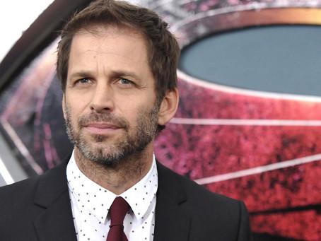 Zack Snyder não pretende realizar mais filmes da DC