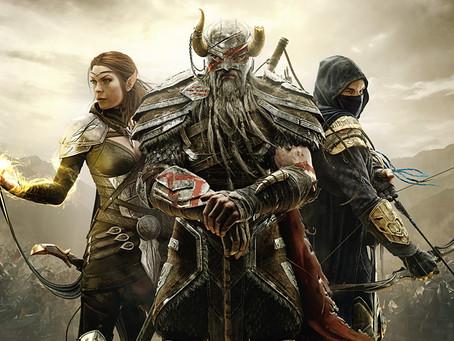 Elder Scrolls Online chega à PS5 e Xbox Series X|S em junho