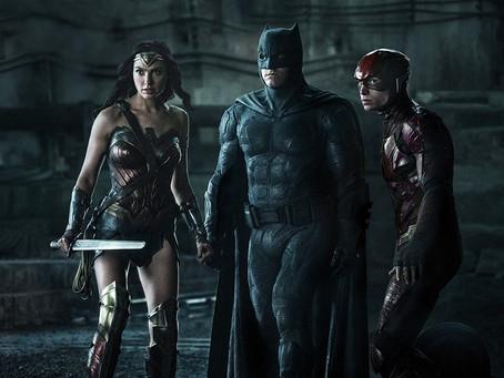 Liga da Justiça: Estreia de trailer está para muito breve
