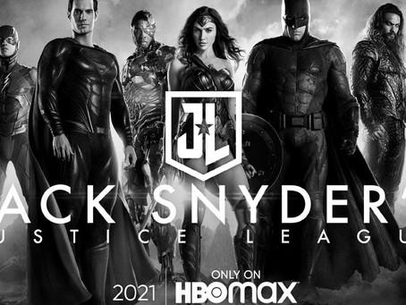 Primeiras reações à Liga da Justiça de Zack Snyder