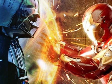 Kevin Feige afirma que não existirá crossover entre Star Wars e o MCU