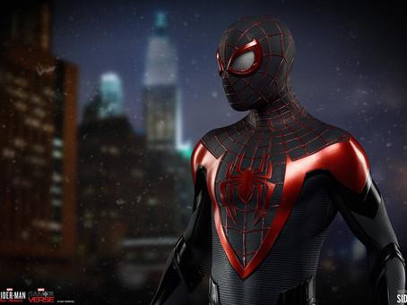 Marvel's Spider-Man: Miles Morales ganha estátua colecionável
