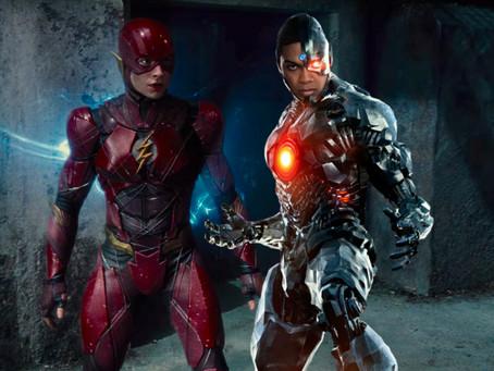 The Flash: Cyborg, interpretado por Ray Fisher, é removido do filme