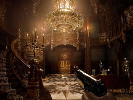 """Resident Evil Village poderá vir a ser """"o melhor jogo de survival horror até hoje."""""""