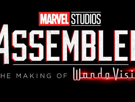 Assembled: Disney+ terá documentário sobre conteúdo do MCU
