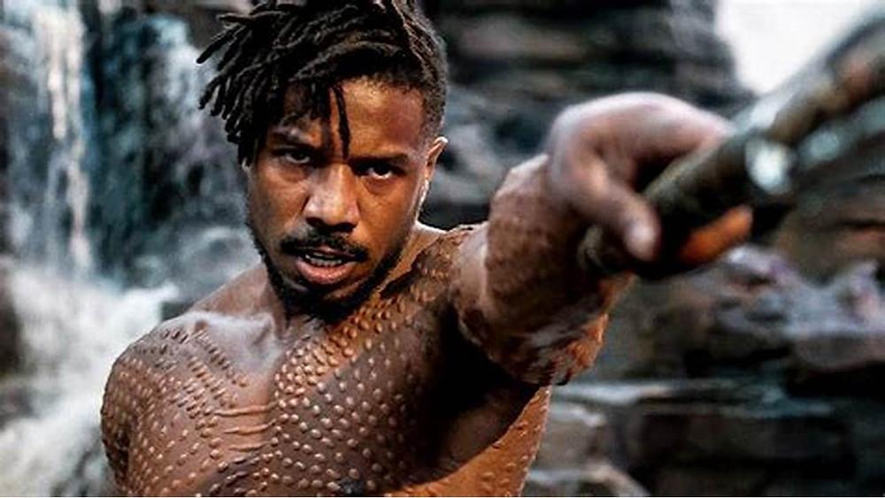 Black Panther 2: Michael B. Jordan