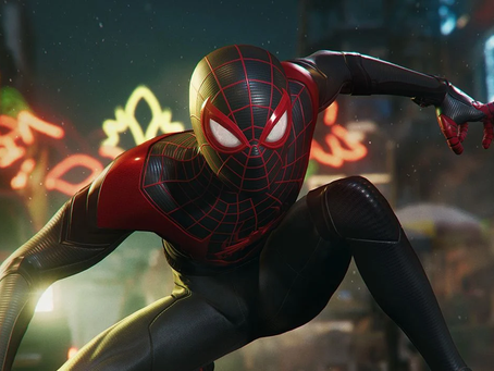 Spider-Man: Miles Morales bate The Last of Us Part II e Ghost of Tsushima