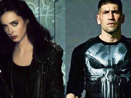 Marvel recupera direitos de Jessica Jones e de Punisher