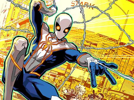 Marvel Comics revela novo fato de Spider-Man para 2021