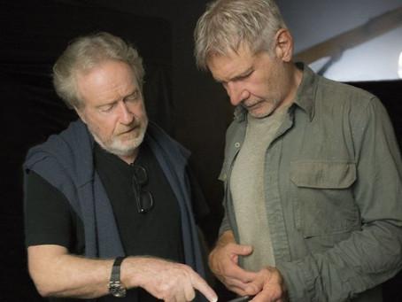 Ridley Scott e criador de Peaky Blinders colaboram em série focada na 2ª Guerra Mundial