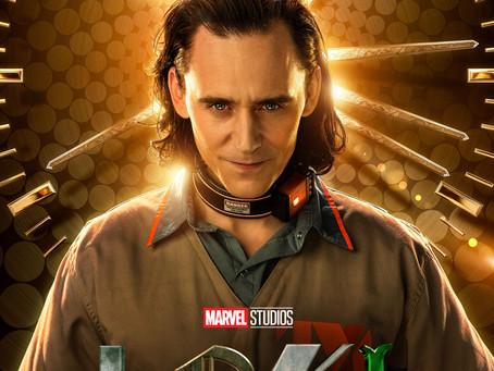 Revelado primeiro poster oficial de Loki