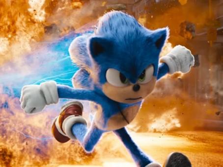 Anunciado título e logo oficiais para a sequela de Sonic: O Filme