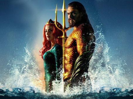 Aquaman 2: Amber Heard poderá vir a ter o seu tempo de ação reduzido