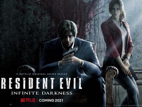 Netflix revela detalhes de Resident Evil: Infinite Darkness