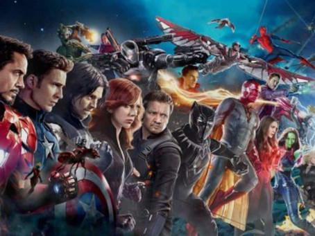 O Universo Cinematográfico Marvel estará de regresso já na próxima semana