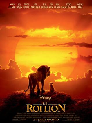 Le Roi Lion, le film Disney