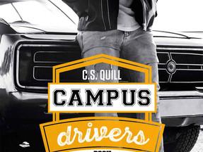 Campus drivers, tome 2 : Book Boyfriend, C.S. Quill