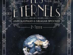 Les Éternels, tome 2 : Terre, Meagan Spooner et Amie Kaufman
