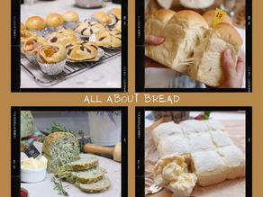 เทคนิคการทำขนมปังหวาน ขนมปังไส้ ขนมปังโลฟ 🍞