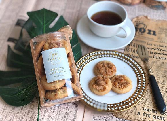 B13 Macadamia caramel cookie
