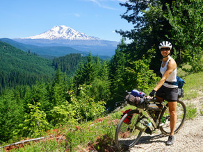 What Bikepacking Washington Taught Me About My Body