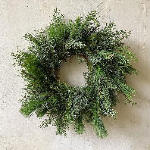 Just a wreath base