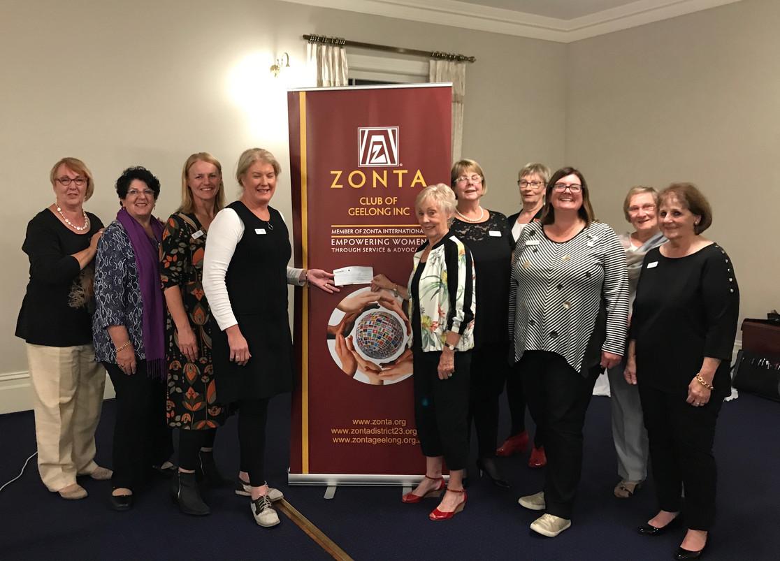 Zonta Club of Geelong Inc