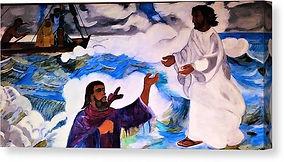 walk-of-faith-george-addison CANVAS PRIN