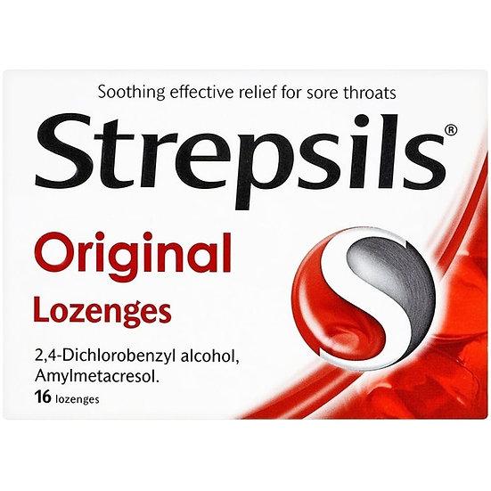 Strepsil Original Pack of 16