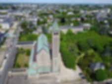 Concours photo regards sur la trinité basilique note dame de la trinité blois jusqu'au 10 novembre