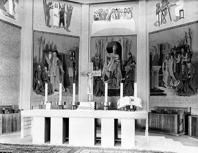 Tapisseries Notre Dame de la Trinité