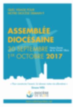Assemblée diocésaine, actualités