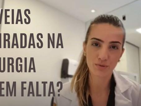 Vídeo: as veias retiradas na cirurgia de varizes podem fazer falta no futuro?