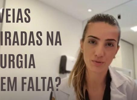 Vídeo: As veias retiradas na cirurgia podem fazer falta no futuro?