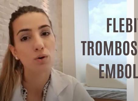 Vídeo: Como as varizes podem causar trombose?