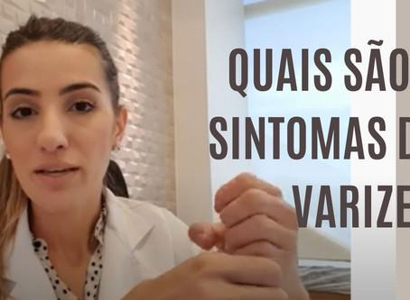 Vídeo: Quais são os principais sintomas das varizes?