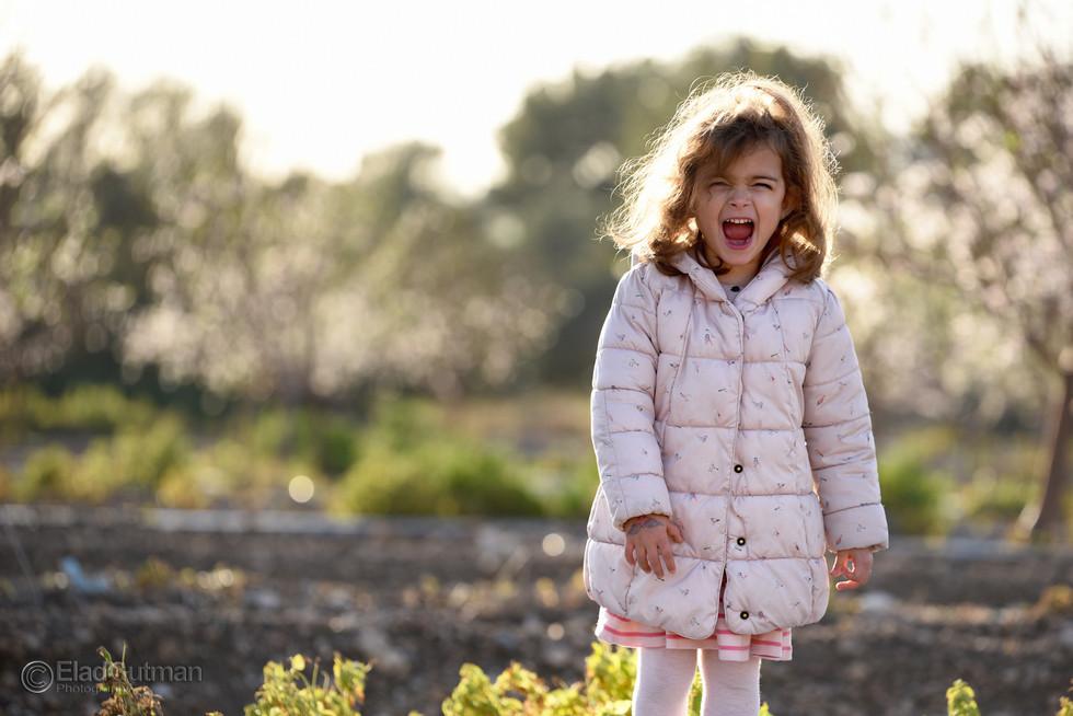 הנסיכה שלי בת 4