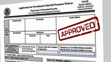 FIVE THINGS YOU NEED TO KNOW ABOUT PROCESSING OF I-601A WAIVERS