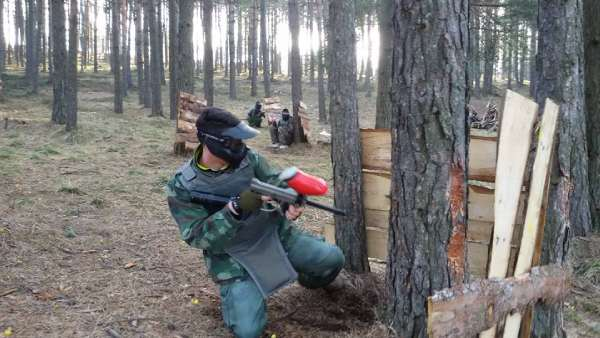 Paintball-Zlatibor-action