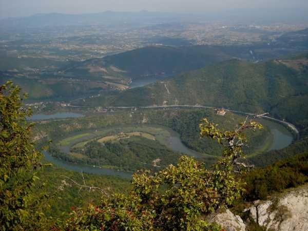 Western-Morava-meanders