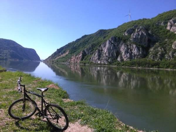 Bike-tour-danube-iron-gate